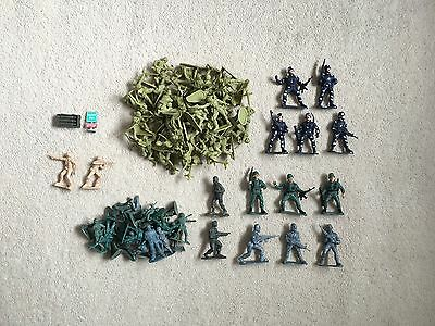Vintage Job lot  Plastic Soldiers