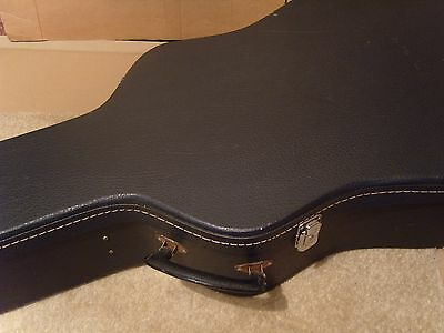Guitar hard case for Acoustic made in japan