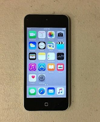 Apple iPod touch 5th Generation Silver me643ll/a 16gb