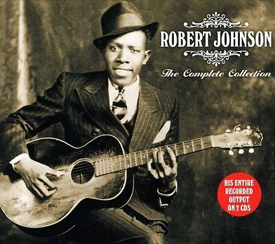 Robert Johnson - Complete Collection [New CD] UK - Import