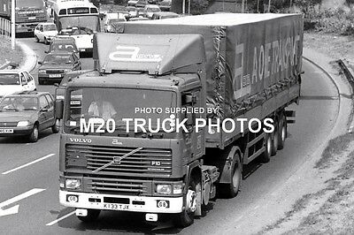 M20 Truck Photos - Volvo F10 - A. One Transport.