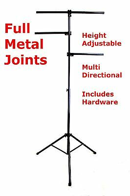 All Steel Joint Portable Stage Light Truss Tripod PA DJ Disco Light Stand Stage