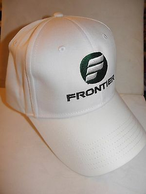 Frontier Airlines Baseball Cap New Green Logo Color Airplane Pilot Gift