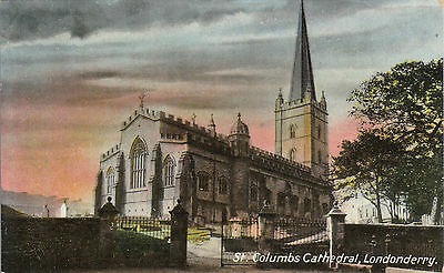 St. Columbs Cathedral, LONDONDERRY, County Londonderry