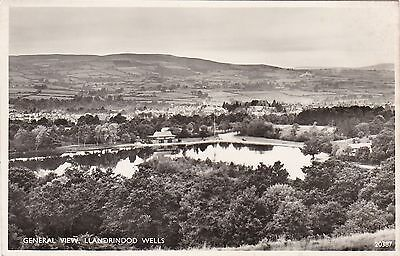 General View, LLANDRINDOD WELLS, Radnorshire RP
