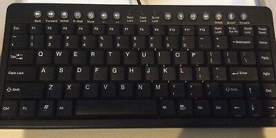 Mini Keyboard MCK-90 With Extra Function Keys