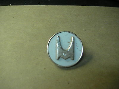 """VINTAGE MAYTAG 1950s/1960'S """"M"""" logo, from front of dryer or washing machine"""