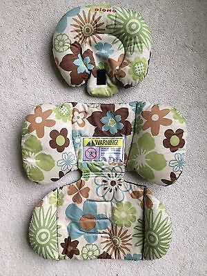 New DIONO Radian Infant Baby Support & Toddler Body Support for Car Seat