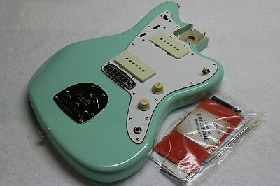 NEW Fender Vintage 60s Nitro Lacquer Jazzmaster Loaded Body - Surf Green