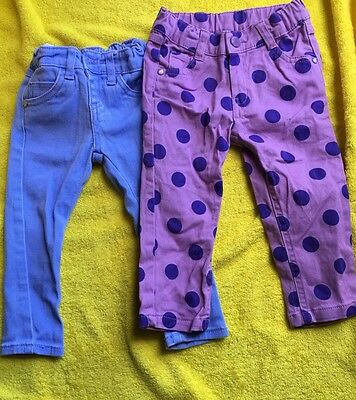 Girls Jeans Size 0 And 1