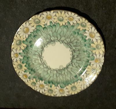 Aynsley Side Plate B4617 Daisies and Leaves