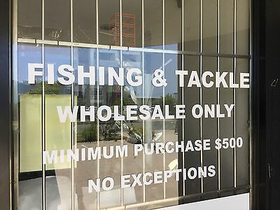 Import Export Wholesale Retail  Fishing Tackle Business