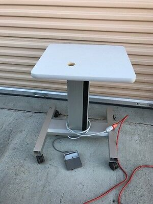 Power Instrument Table - Single Instrument