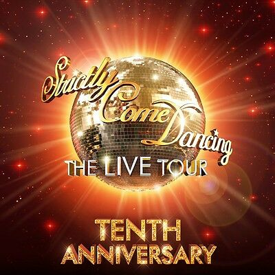 x2 Strictly Come Dancing - The Live Tour tickets