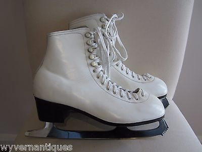 Tommy Altamura Girls / Womens Figure Ice Skates Size AUS 8½ (EUR 42, US 10)