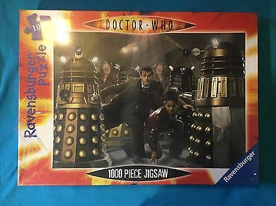 Ravensburger 1000 Piece Doctor Who Jigsaw Puzzle - Brand New