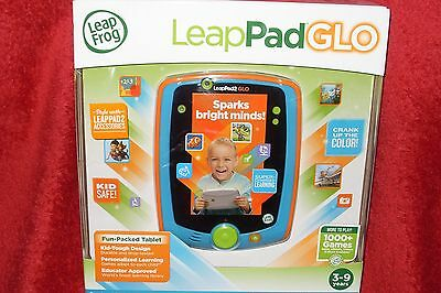 LeapPad GLO by Leap Frog Learning Tablet for Kids 3 - 9 Never Opened