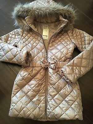 Next Girls Winter Coat Age 13-14 New with Tag