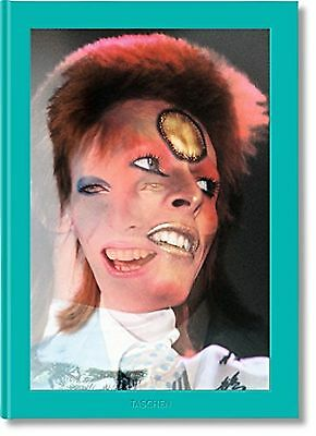Mick Rock: The Rise of David Bowie 1972-1973