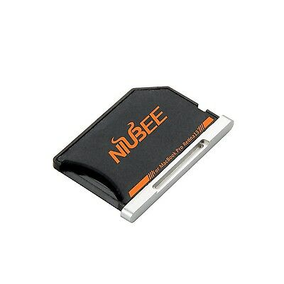 NIUBEE Storage Expansion SD/T-Flash Memory Card Adapter For MacBook Pro Retin...