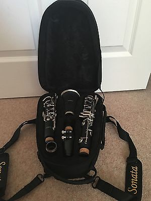 Sonata Bb clarinet **immaculate condition**