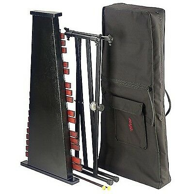 Stagg XYLO-SET 37 37 Note 3 Octave Xylophone with Stand Carry Case and Mallets
