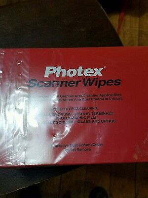 Photex Scanner Wipes