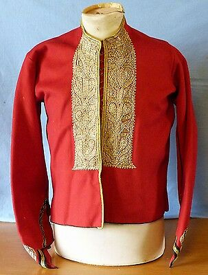 Rare Orig. British Or French Napoleonic Officer's Mess Jacket - Free Shipping