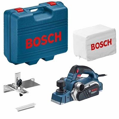 New Bosch GHO 26-82 D 2.6mm Electric Planer 710W 110v In Carry Case (5312)