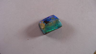9.9ct full face Quilpie boulder opal - freeform