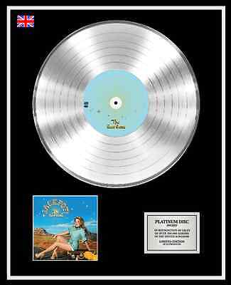 BETTE MIDLER Ltd Edition CD Platinum Disc Record THE BEST BETTE
