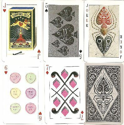 """Transformation Playing Cards + Jokers """"Key to the Kingdom"""""""