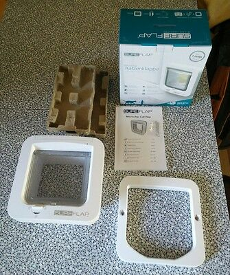 Sureflap microchip catflap BOXED WITH INSTRUCTIONS