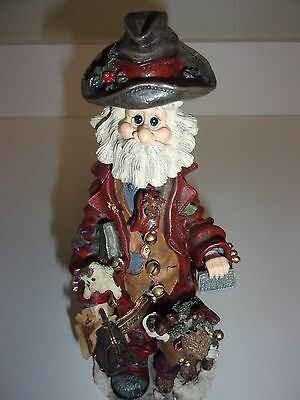 Boyds Bears & Friends The Folkstone Collection Santa Claus