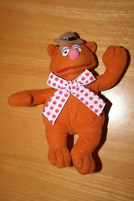 Jim Henson Fozzy Bear macdonalds soft toy Muppets childrens