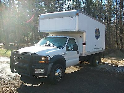 2006 Ford F-550  2006 FORD F-550 XL SUPER DUTY SERVICE VEHICLE POWER STROKE TURBO DIESEL CARGO