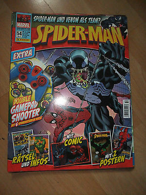 Spider Man Marvel Comic Die Spinne Iron Man Thor Hulk Venom