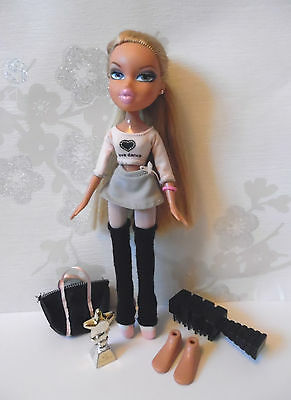 Bratz Play Sportz Dance Doll Fianna with Accessories