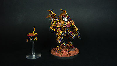 Warhammer 40k TAU Empire Commander (pro painted)
