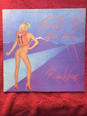 Roger Waters - The Pros And Cons Of Hitch Hiking, Uk 1st Press, Rare, Pink Floyd