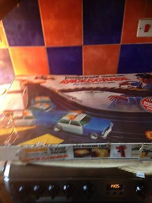 Vintage Toy  Matchbox Power track Race And Chase Retro 80s