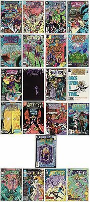 1985 Amethyst 1 - 16, Special #1 & 1987 #1 - 4 Complete Nm/mt Sets - 21 Books!