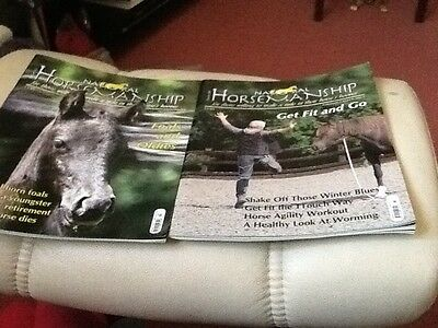 national horsemanship issue 64 and 65