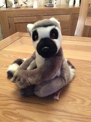 Lovely condition LEOSCO COLLECTION lemur soft toy