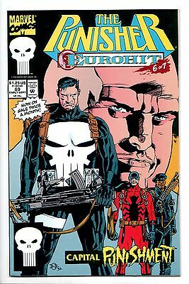 Punisher #69 - Eurohit Pt. 6 (Marvel, 1992) - NM
