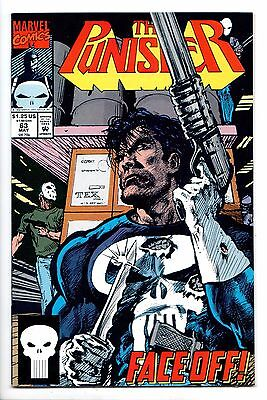 Punisher #63 - The Big Check-Out (Marvel, 1992) - VF+
