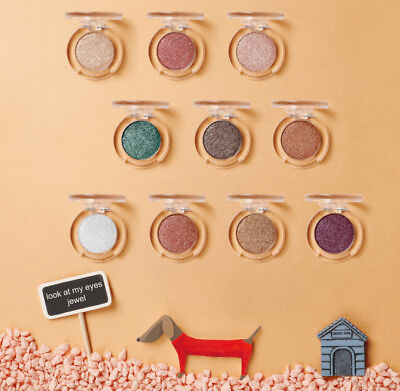 ETUDE HOUSE - LOOK AT MY EYES JEWEL ( Twinkle & Glitter EyeShadow  / KOREA )