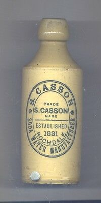Ginger Beer S Cassons Rochdale