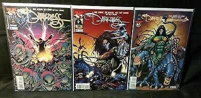 The Darkness Lot Of 3 Image Top Cow  #4, #6, #7 Vf/nm Unread