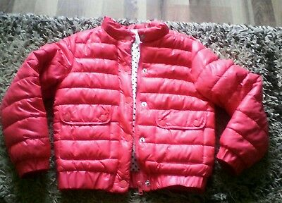 Next Girls Jacket aged 5-6 years